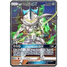 Clicking on a specific set will take you to a listing of all cards in that set sorted by alphabetical order. Grenji Gx Greninja Genji Custom Overwatch Pokemon Card Zabatv