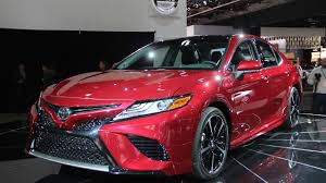 2018 Toyota Camry First Look: 2017 Detroit Auto Show - YouTube