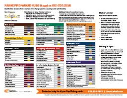 Pipe Label Color Chart Best Picture Of Chart Anyimage Org