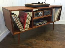 record player media console.  Console Mid Century Modern Stereoturntable Console Or By Scottcassin Intended Record Player Media Console