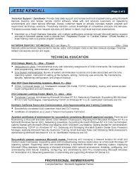 Sample Resume System Administrator - Sarahepps.com -