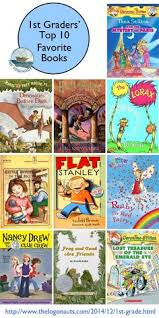 top 10 favorite books of first graders