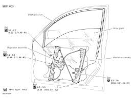 2005 nissan altima window regulator wiring diagram 2005 nissan