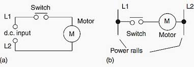 plc ladder diagrams for electrical engineers ways of drawing the same electrical circuit
