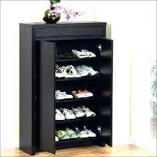 cabinet shoe rack organizer storage full size of small closetmaid 25 rac