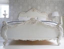 Provencal Sassy French Bed Traditional Bedroom