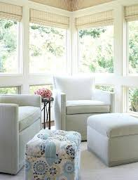 Window Treatments Ideas For Living Room Custom Sunroom Window Coverings Nikitazhilyakov