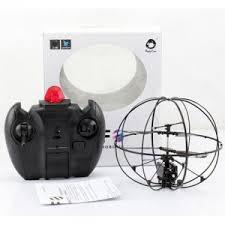 <b>Радиоуправляемый</b> летающий шар <b>HappyCow</b> Robotic UFO ИК ...