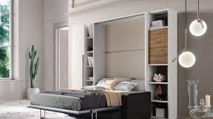 Ikea Wall Bed Design Contemporary Modern Murphy Bed Cool Design Spot Stuff The
