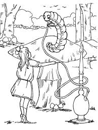 Small Picture Alice In Wonderland Coloring Pages Affordable Alice In Wonderland