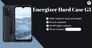 Energizer Hard Case G5 and Energizer ...