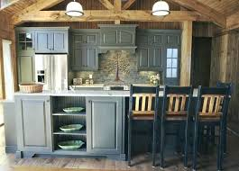 cabin kitchen ideas. Cabin Style Kitchen Cabinet Cabinets Log Painted Rustic Hardware Fine Custom Cabinetry Ideas Design U