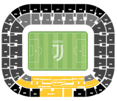 Allianz Field Seating Chart Juventus Stadium Seating Plan Ticket Category Information