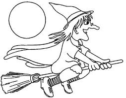 Small Picture Big Witch Coloring PagesWitchPrintable Coloring Pages Free Download