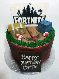 Fortnite Birthday Cake Darlingcakecom Ithaca Wedding Cakes