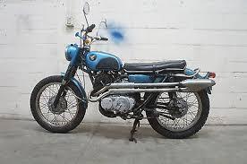 1965 honda scrambler motorcycles for sale