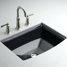 kohler glass sink 7 archer style bathroom sink black at bathroom sinks kohler glass vessel bathroom kohler glass sink