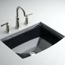 kohler glass sink 7 archer style bathroom sink black at bathroom sinks kohler glass vessel bathroom kohler glass sink