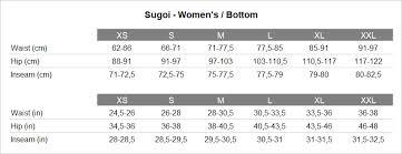 Sugoi Bike Shorts Size Chart Sugoi Ws Rc Pro Liner Cycling Shorts