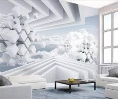 Pk Bazaar Custom Large Wall Beibehang Custom Wallpaper Creative 3d