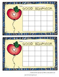 School Reward Chart Template Www Bedowntowndaytona Com