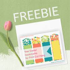 Choose a cute easter background, edit the text and print 1 or up to 4 at a time. Freebie Printable Easter Bookmarks Editable Pdf File