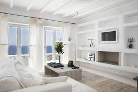 ... Nice Looking All White Living Room Furniture 11 All White Living Room  Furniture ...