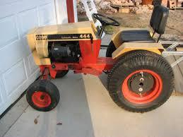 case garden tractor. Case 444 Lawn \u0026amp; Garden Tractor