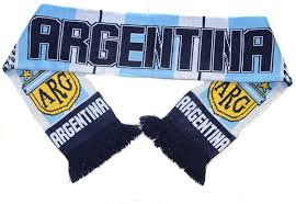 Scarf World Argentina Cup 2014 Team