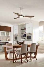 dining room ceiling fan. Delighful Room This Minimalist Ceiling Fan By Monte Carlo Is Named That Way For Good  Reason Sleek In Dining Room Ceiling Fan
