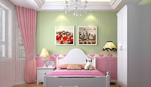Pink And Green Home Decor Amusing Pink And Green Bedroom Lovely Home Decor Arrangement Ideas