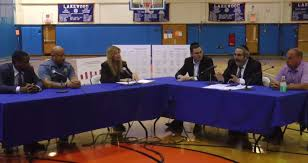 among the topics of the round table discussion with the boe today was the the incident involving oak street school students