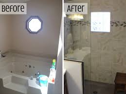 Bathroom Remodel Archives Village Home Stores - Bathroom remodel before and after pictures