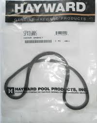 hayward super pump square pump lid cover gasket spx1600s 8944100094250 ebay