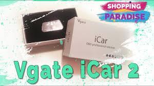 <b>Vgate</b> iCar2. Диагностический Сканер с Алиэкспресс - YouTube
