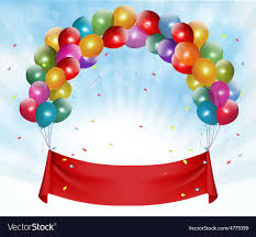 Happy Birthday Background Images Happy Birthday Banner Background Royalty Free Vector Image