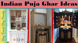 Pooja Room In Living Room Designs