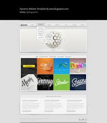 website templates download free designs 100 free photoshop psd website templates