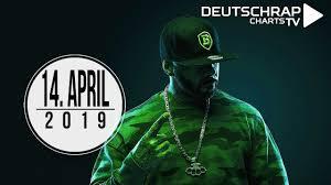 Deutschrap Charts Top 20 Deutschrap Charts 14 April 2019