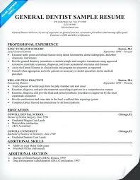 Dental School Resume Sample Sample Dental Assistant Resume To ...
