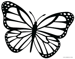 Butterfly Coloring Page Butterflies Coloring Pages Butterfly