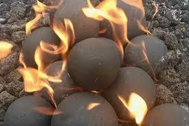 warming trends lava rocks