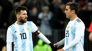 Argentina, Dybala e Messi ancora opposti: zero minuti in ...