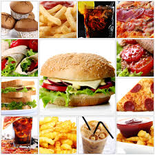 fast food collage tumblr. Plain Tumblr Fast Food Collage With Cheeseburger In Center Throughout Tumblr D