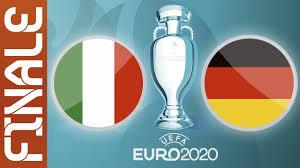 EURO 2020 · FINALE | Italien – Deutschland (nicht England 😜) · Fussball EM  Highlights (PS5)