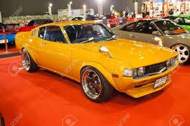NONTHABURI THAILAND-JUNE 20 : Vintage Car, Toyota Celica 1975s ...