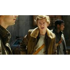 maze runner the cure thomas bro fur jacket top celebrity jackets
