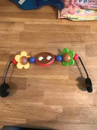 Euc baby bjorn googly eyes toy bar for baby bjorn bouncer | in East ...