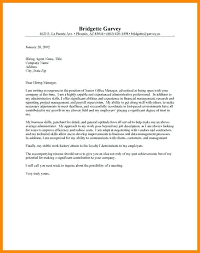 How Gallery For Website What Should A Resume Cover Letter Include