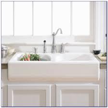 Black Apron Front Kitchen Sink Black Apron Front Kitchen Sink Kitchen Set Home Decorating